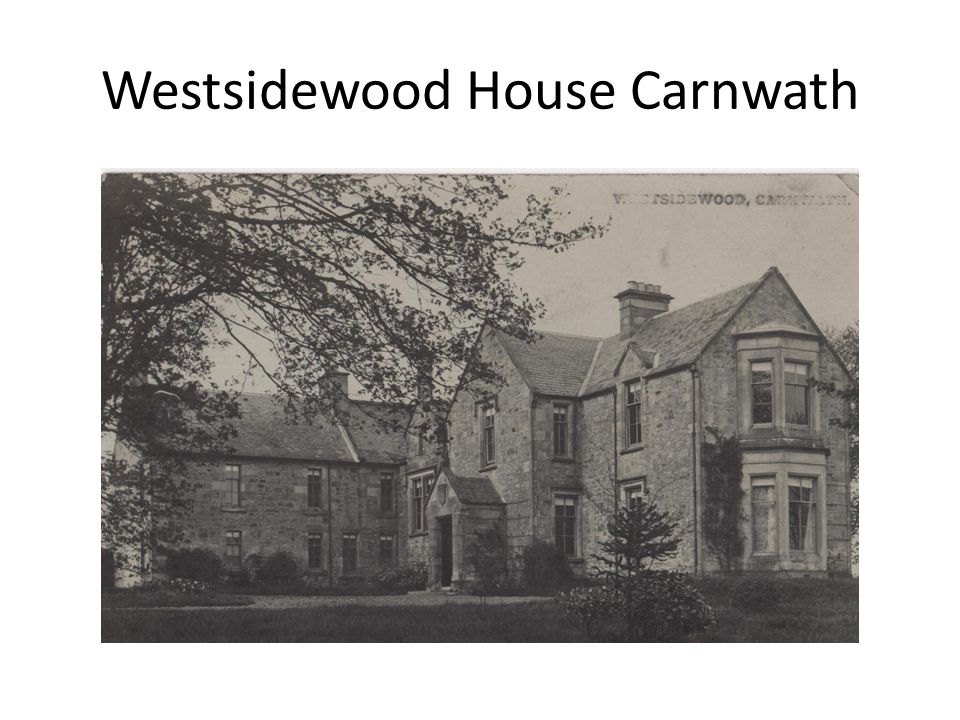 Westsidewood House Carnwath