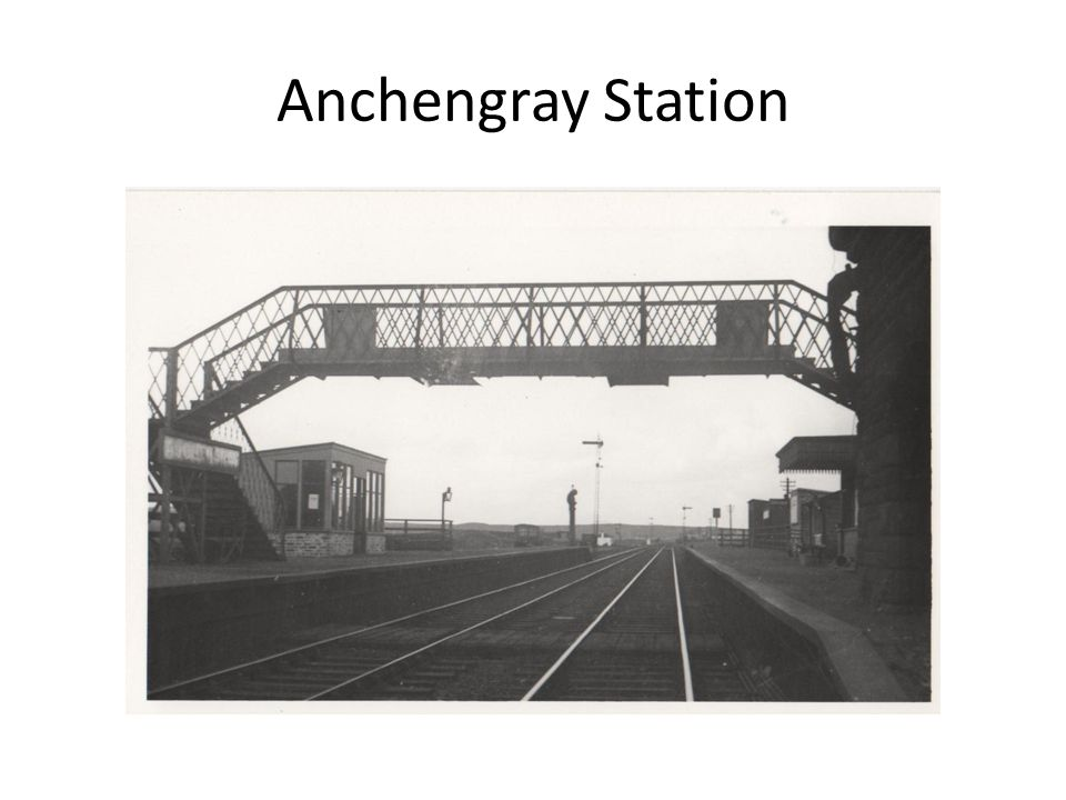 Anchengray Station