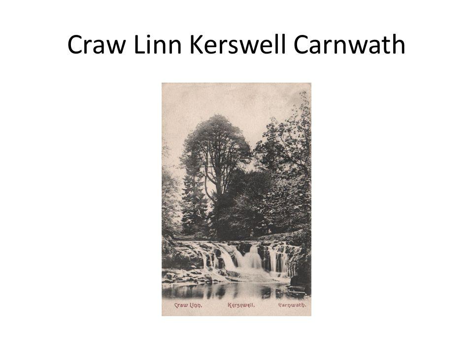 Craw Linn Kerswell Carnwath