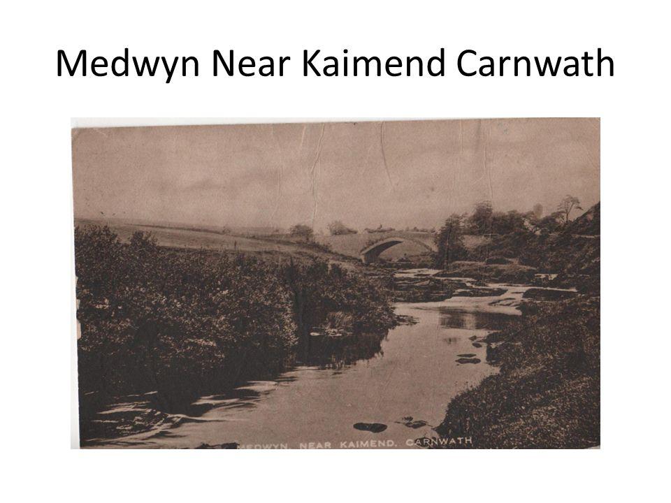 Medwyn Near Kaimend Carnwath