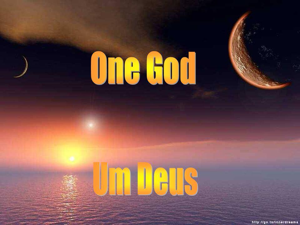 One God Um Deus