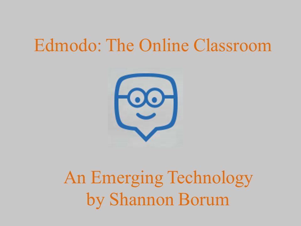 Edmodo: The Online Classroom