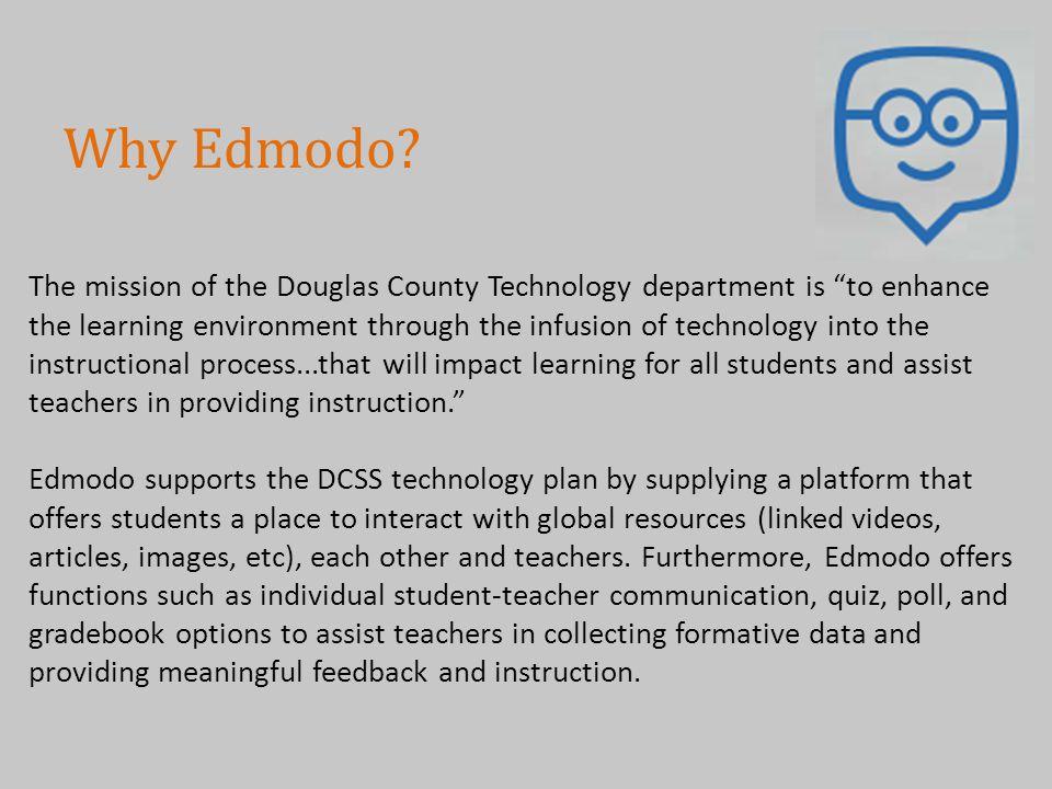 Why Edmodo