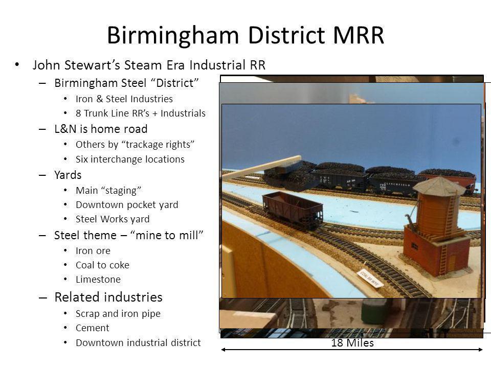 Birmingham District MRR