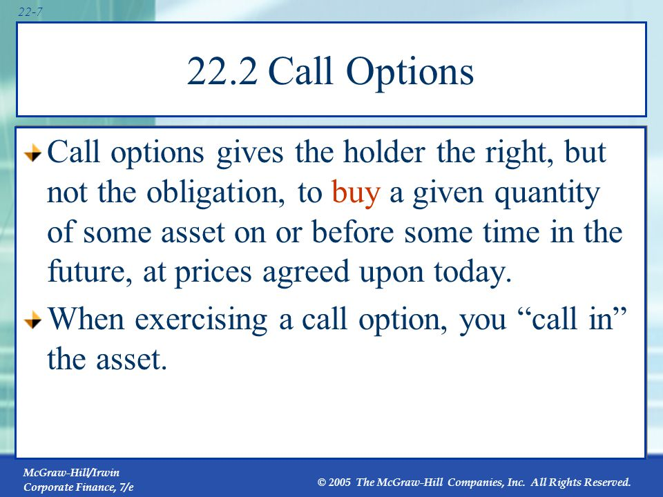 Basic Call Option Pricing Relationships at Expiry