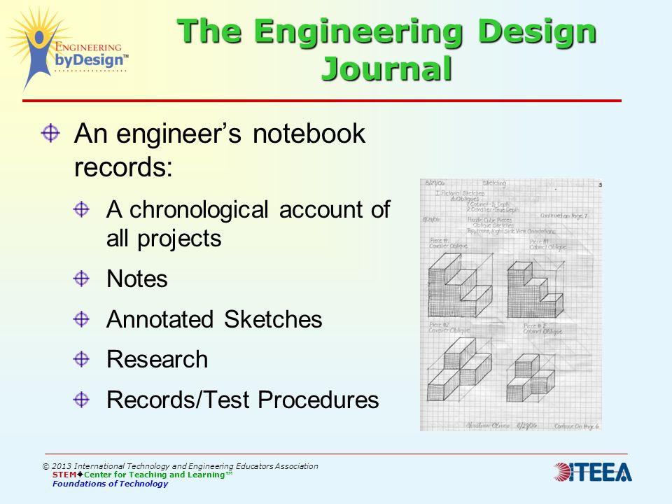 The Engineering Design Journal