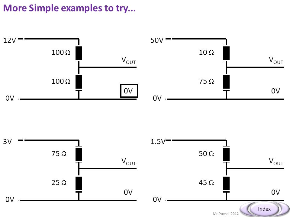 More Simple examples to try...