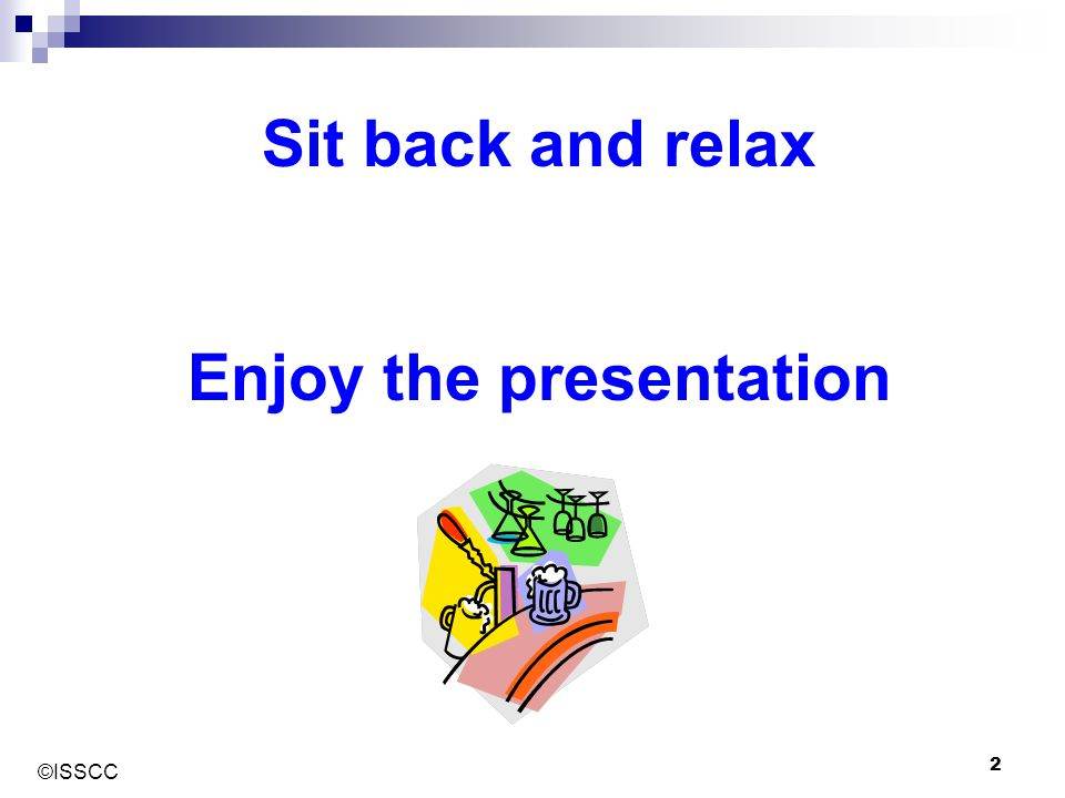 Enjoy the presentation
