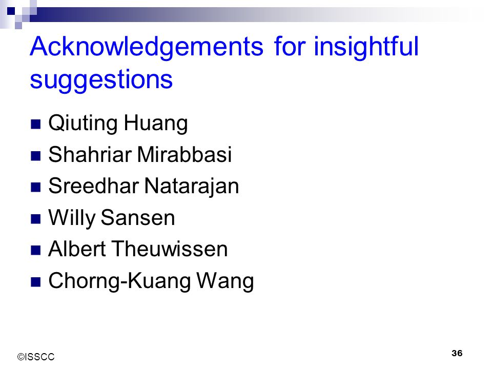 Acknowledgements for insightful suggestions