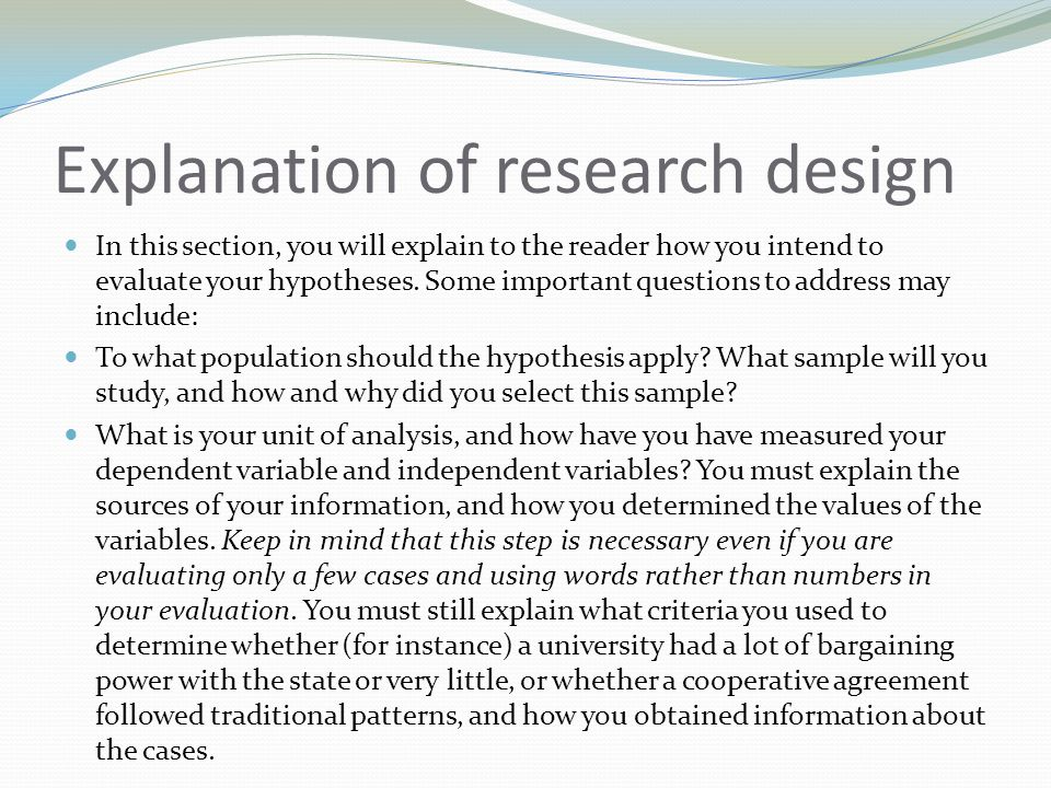 evaluating the method section of a research paper The procedure that gets taught as the scientific method is entirely misleading a sample research paper/thesis/dissertation on aspects of elementary lineary algebra by james smith b evaluating the method section of a research paper.