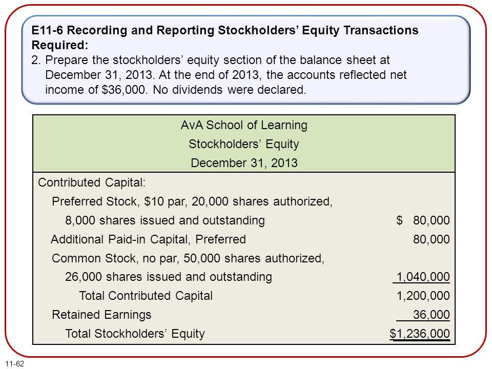 (20,000 shares × $40) + (6,000 shares × ($40)