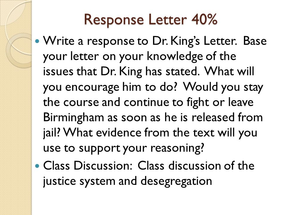 Response Letter 40%