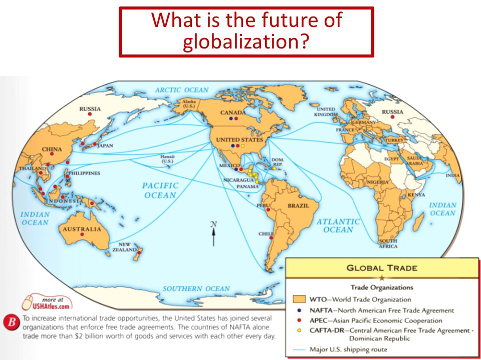 What is the future of globalization