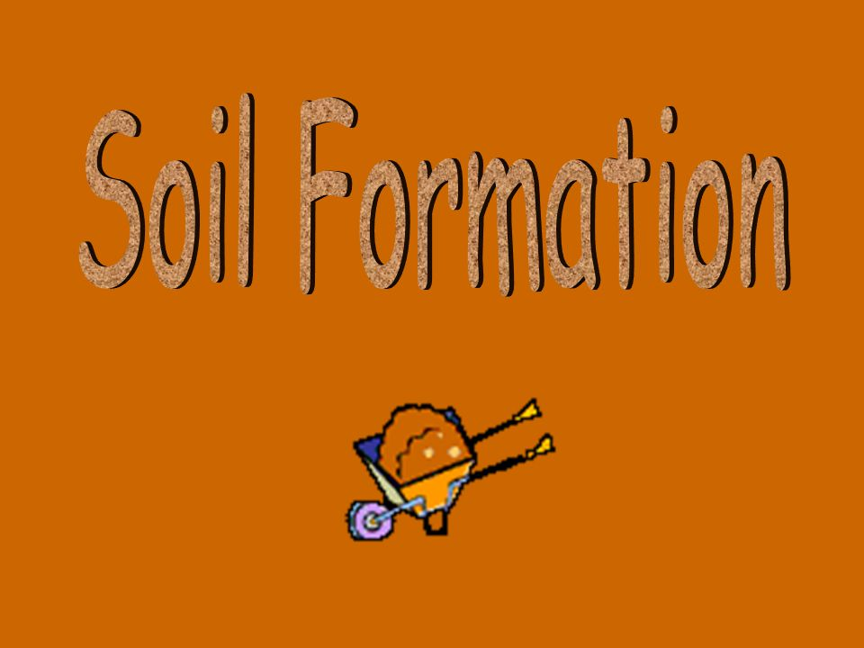Soil Formation 28