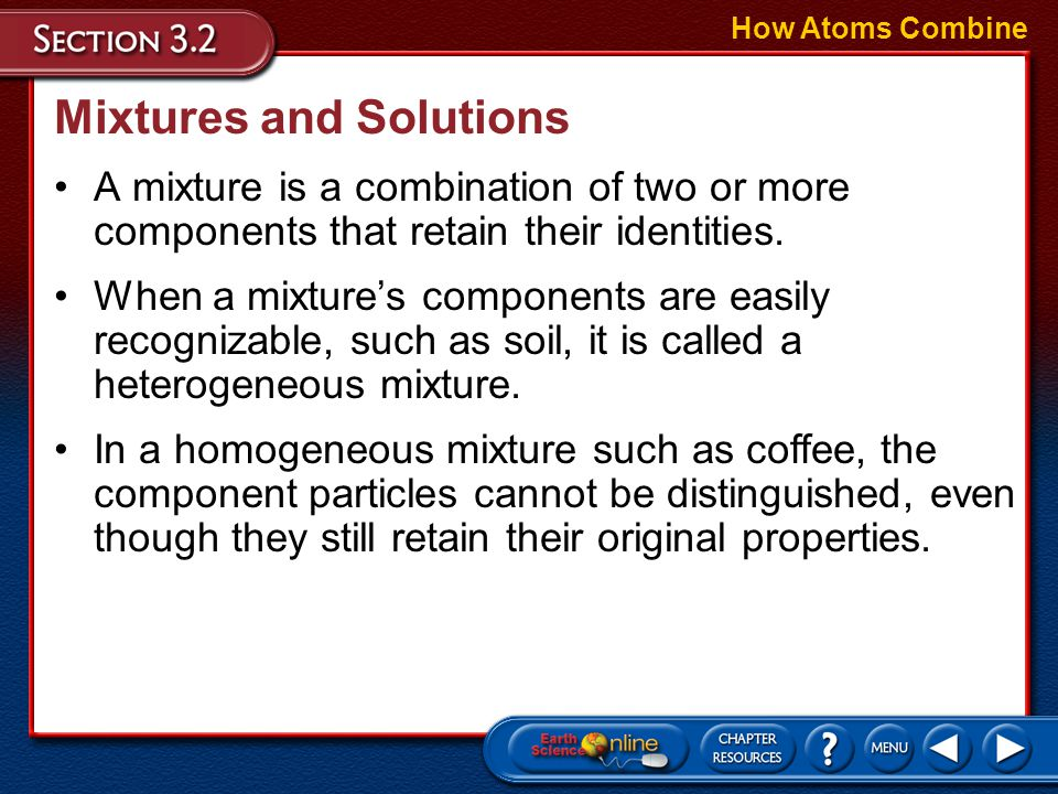 Objectives vocabulary ppt video online download for Soil homogeneous or heterogeneous