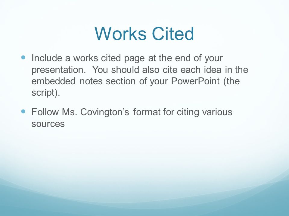 how to make an effective powerpoint presentation ppt