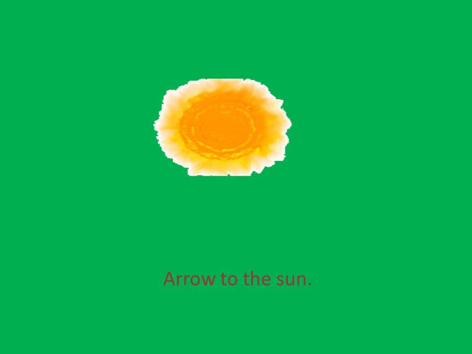Arrow to the sun.