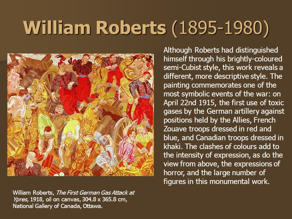 William Roberts (1895-1980)