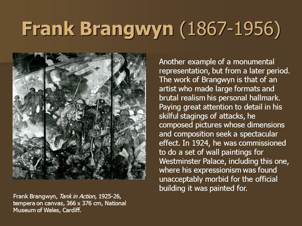 Frank Brangwyn (1867-1956)