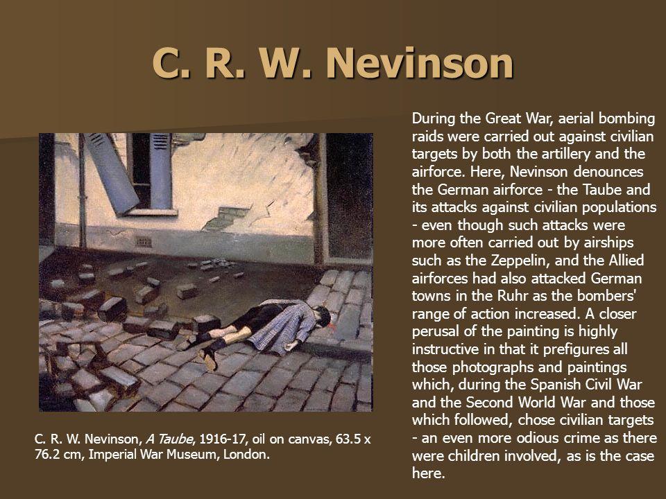 C. R. W. Nevinson