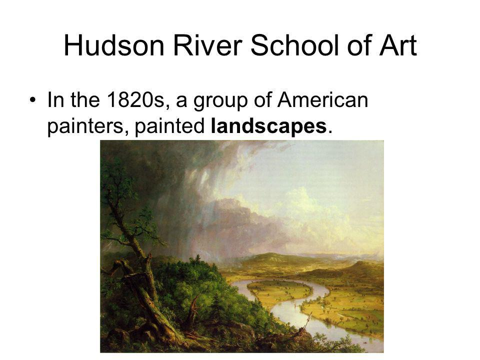 Hudson River School of Art