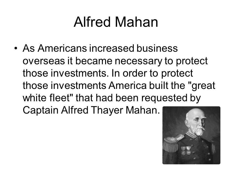 Alfred Mahan
