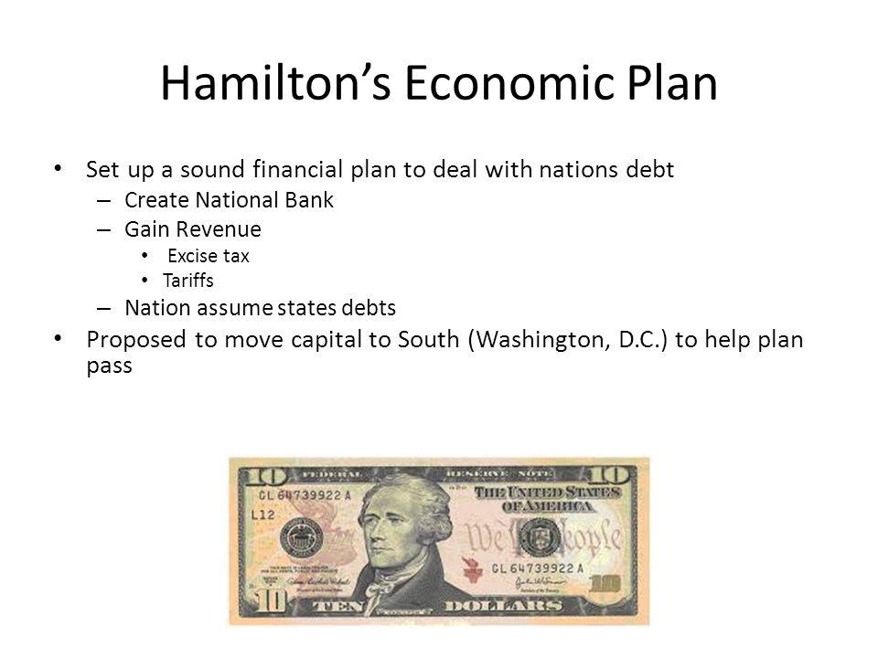 Hamilton's Economic Plan