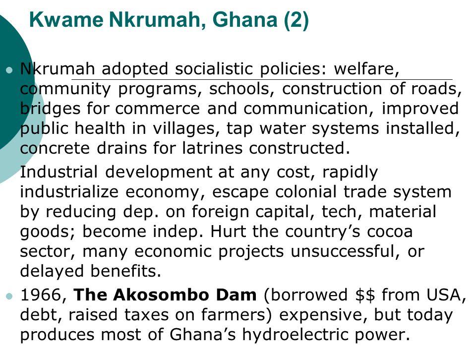 Kwame Nkrumah, Ghana (2)
