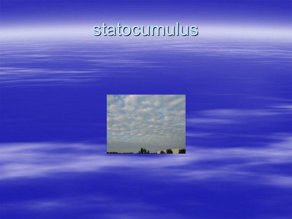 statocumulus