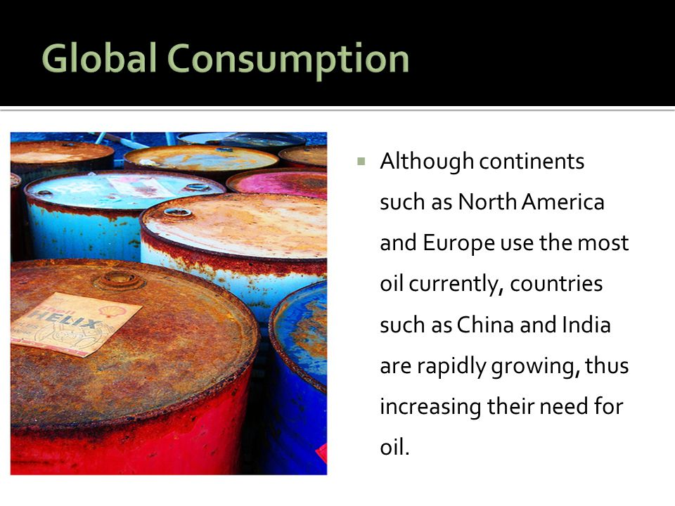 Global Consumption