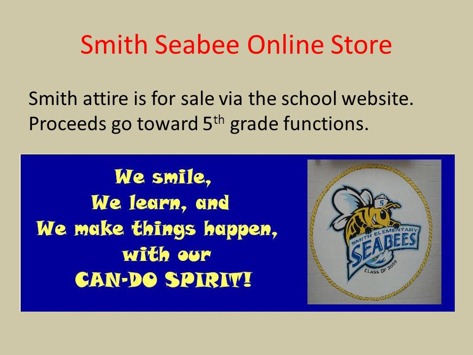 Smith Seabee Online Store