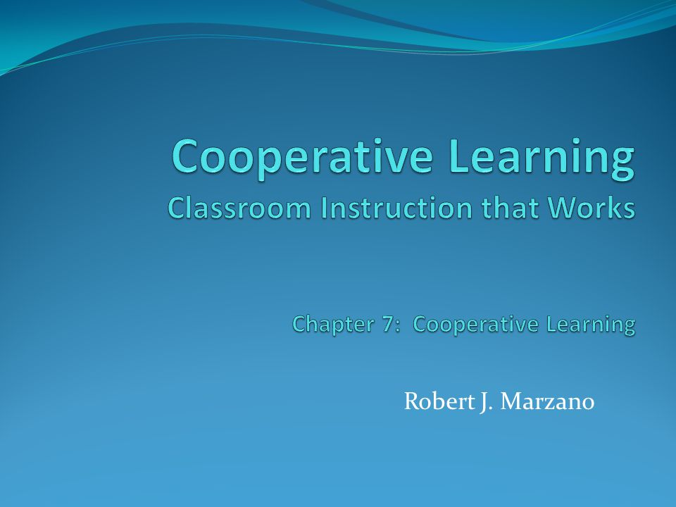 cooperative learning essay writing