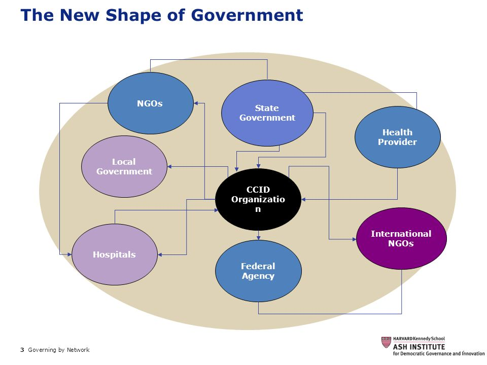 The New Shape of Government