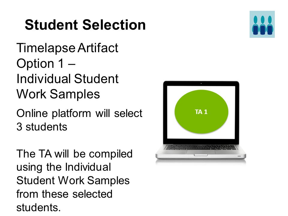 Student Selection Timelapse Artifact