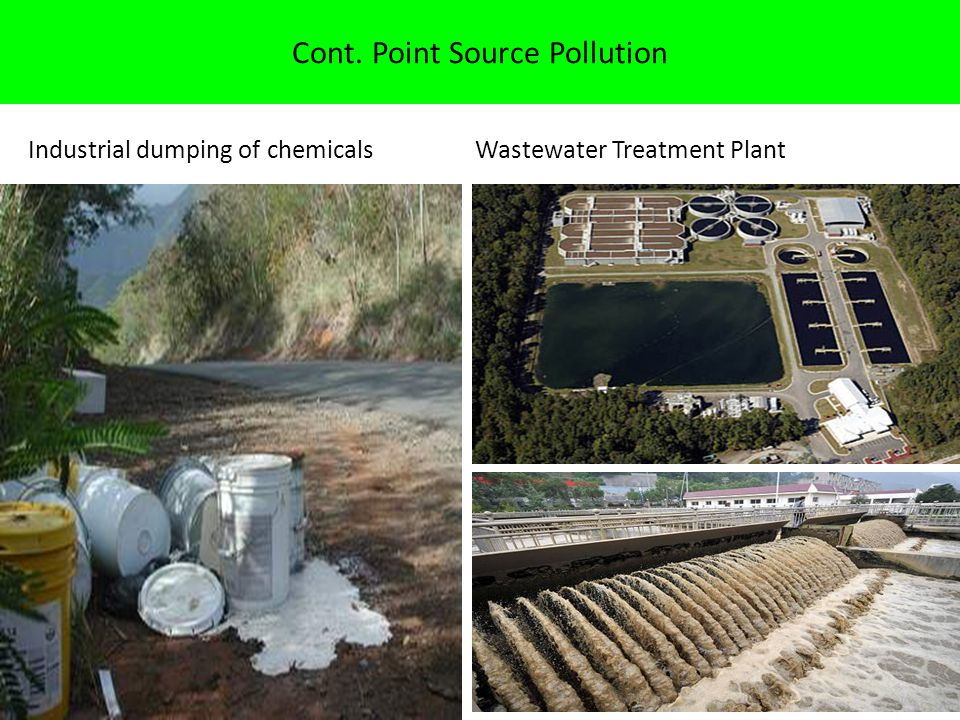 Cont. Point Source Pollution