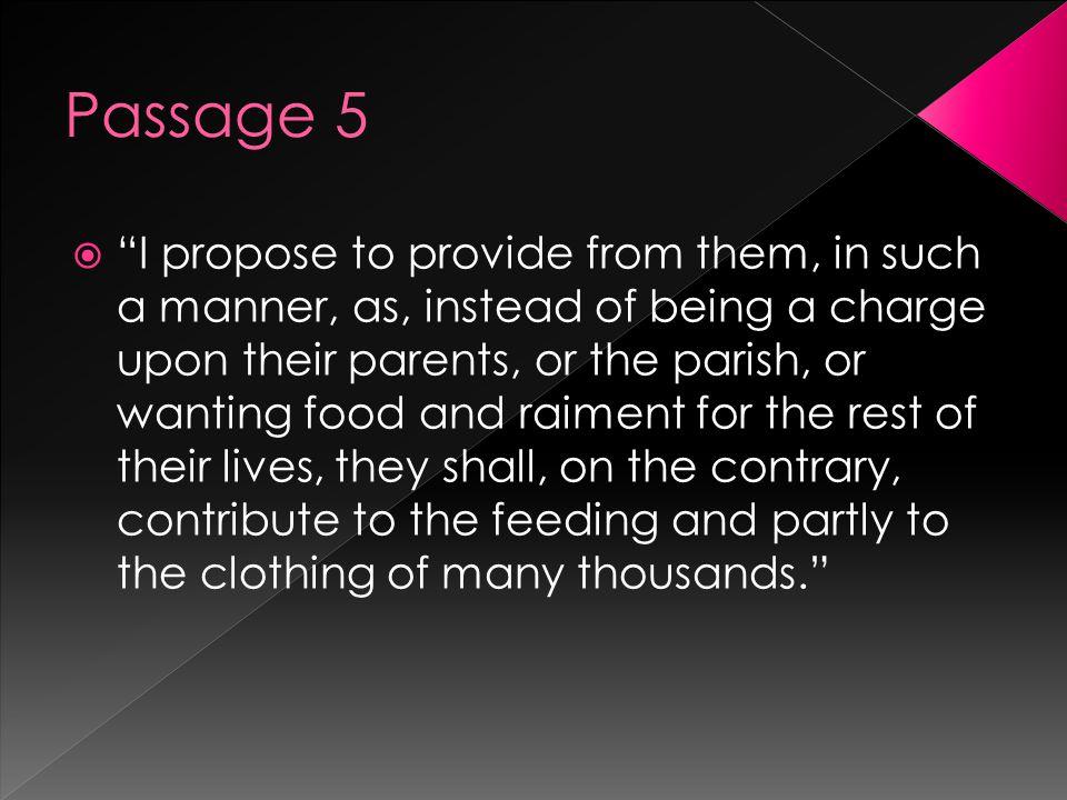 Passage 5