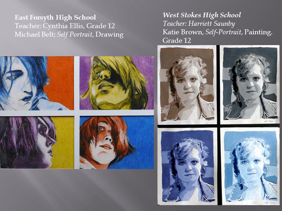 West Stokes High School Teacher: Harriett Saunby