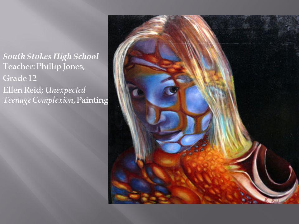 South Stokes High School Teacher: Phillip Jones,
