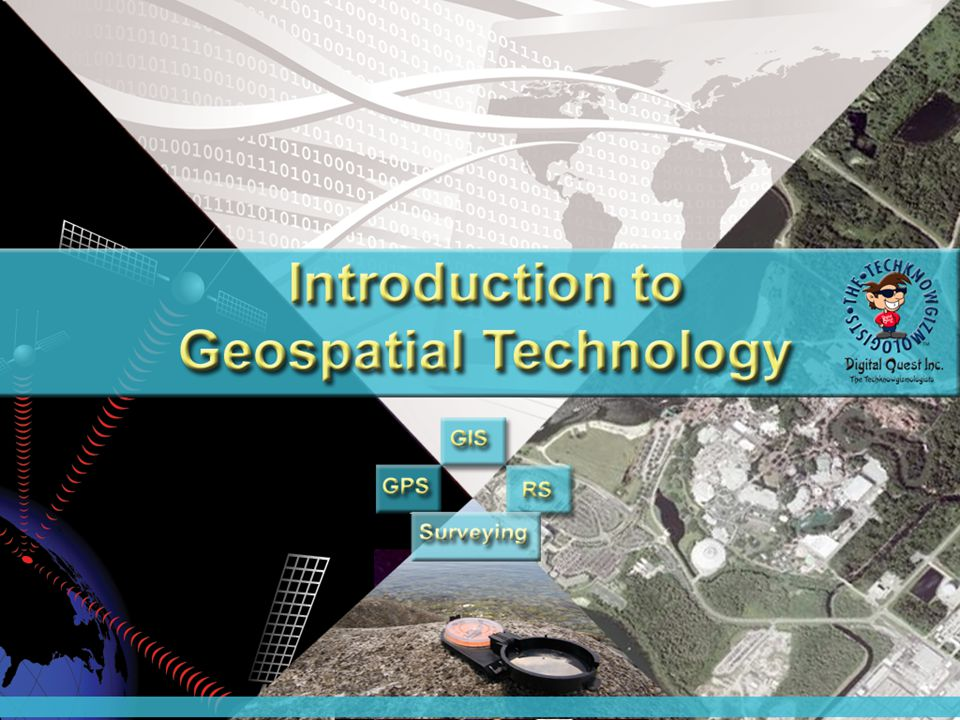 This course will help you understand the new and emerging field of Geospatial Technology.