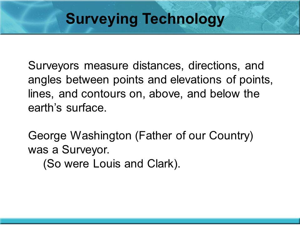 Surveying Technology