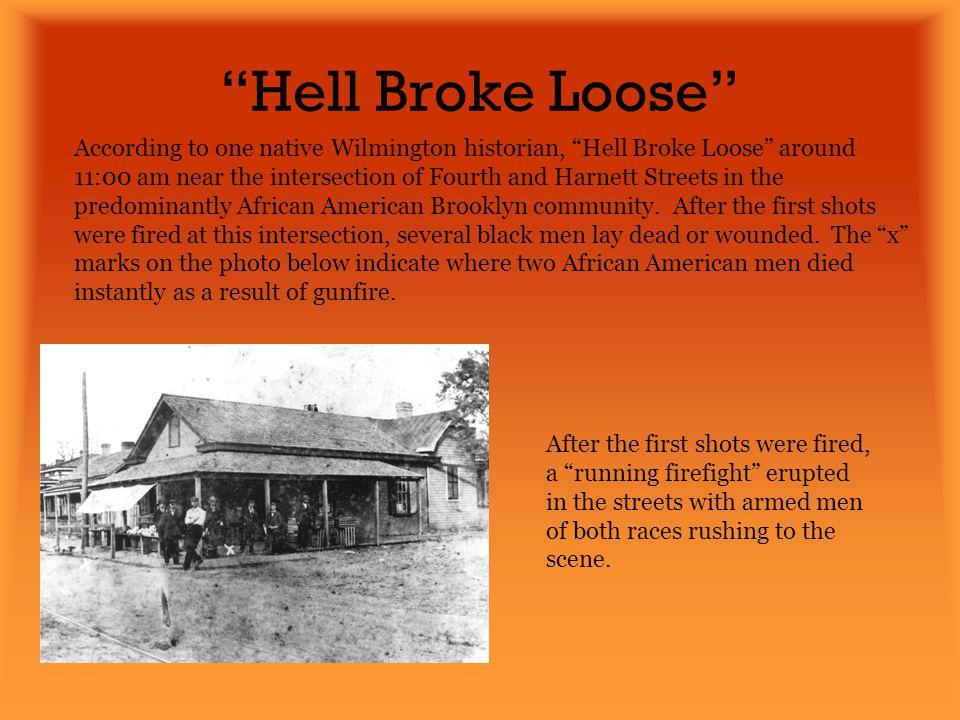 Hell Broke Loose