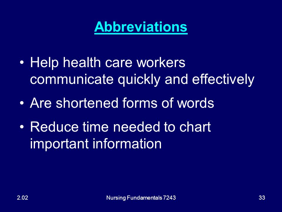 Help health care workers communicate quickly and effectively