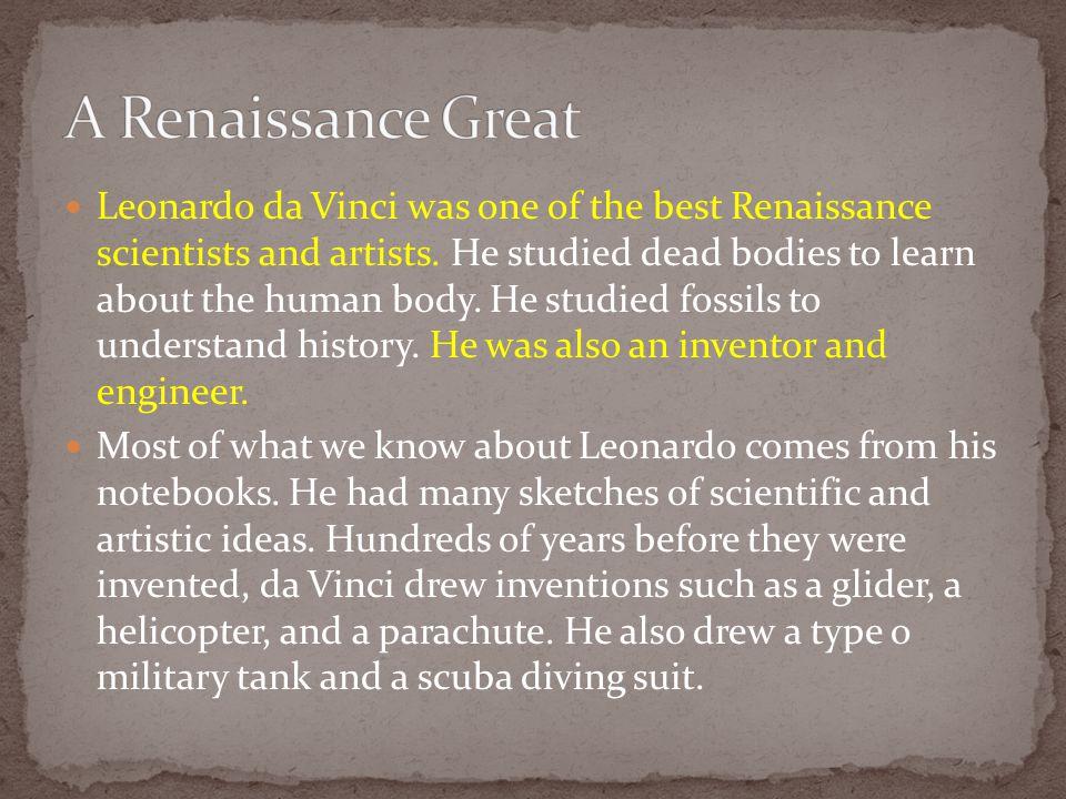 A Renaissance Great