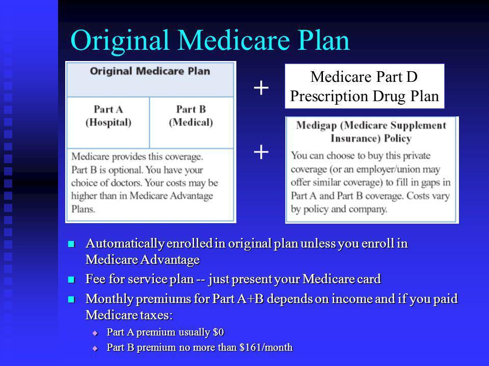 Original Medicare Plan