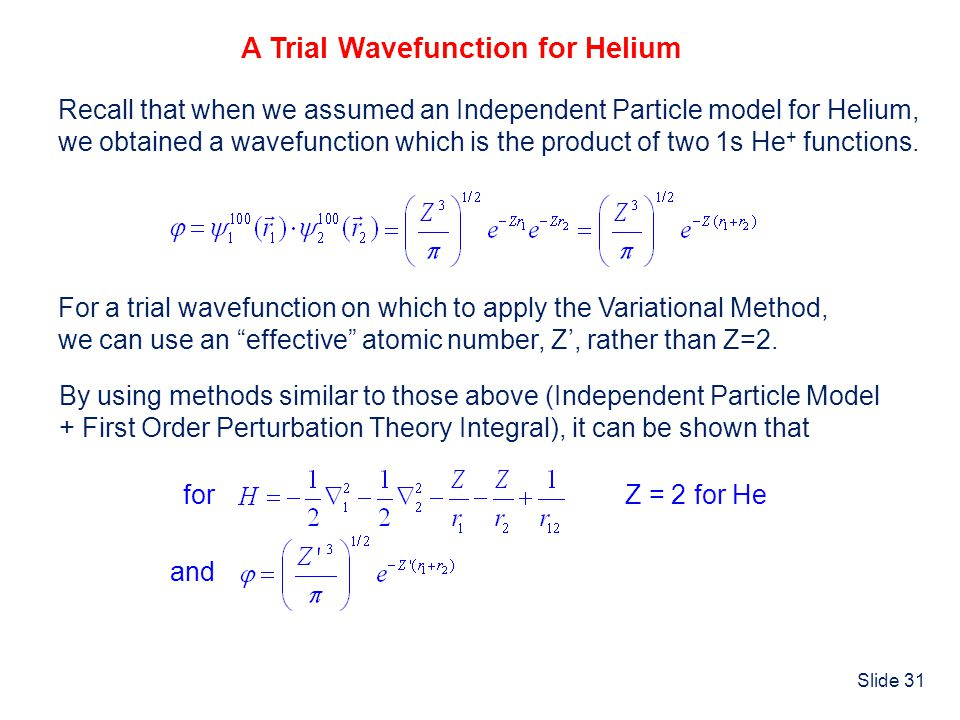 A Trial Wavefunction for Helium