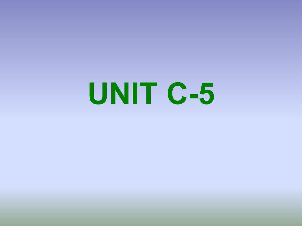 UNIT C-5