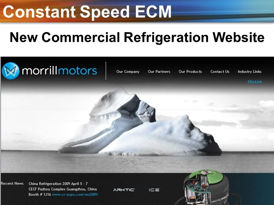 New Commercial Refrigeration Website