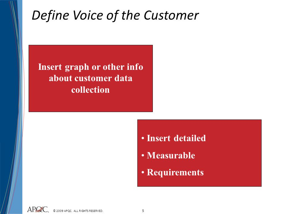 Insert graph or other info about customer data collection