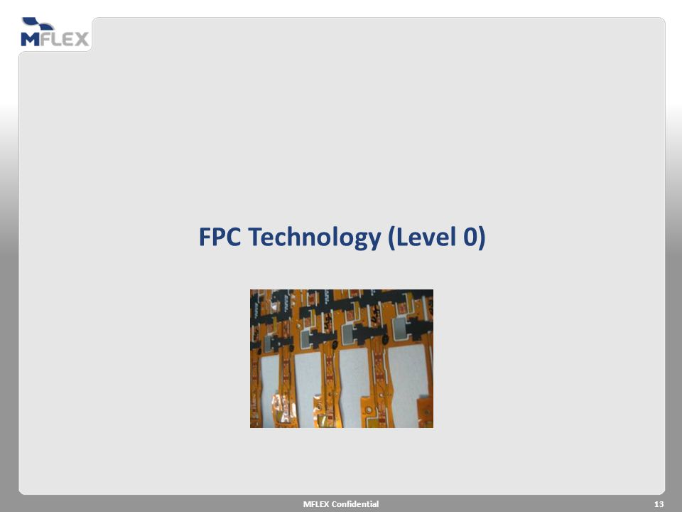 FPC Technology (Level 0)