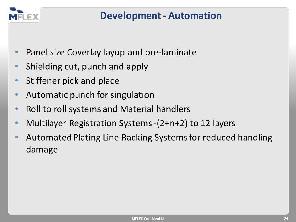 Development - Automation